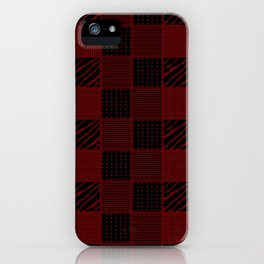 Wild 1 iPhone Case