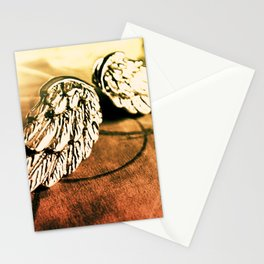 The Angel Has Landed Stationery Cards