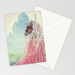 A Peaceful Glance Stationery Cards