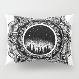 Little Universe Mandala Pillow Sham