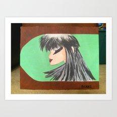 mika Art Print
