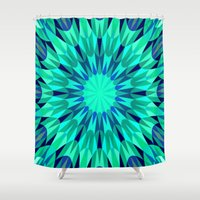 teal Shower Curtains featuring Teal. by 2sweet4words Designs