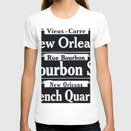 NEW ORLEANS FRENCH QUARTERS T-shirt
