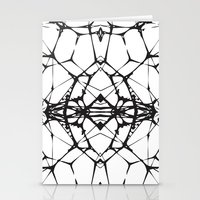 dna Stationery Cards featuring DNA by kartalpaf