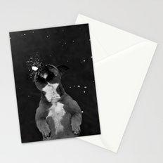 Snow Dog Stationery Cards