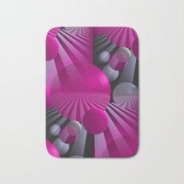 3D - abstraction -116- Bath Mat