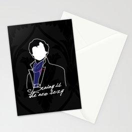Sherlock Stationery Cards