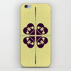Serie Klai 012 iPhone & iPod Skin