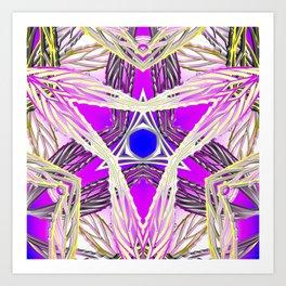 Crown Ignition Art Print