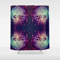 doll Shower Curtains featuring Doll by Raquel Belloch