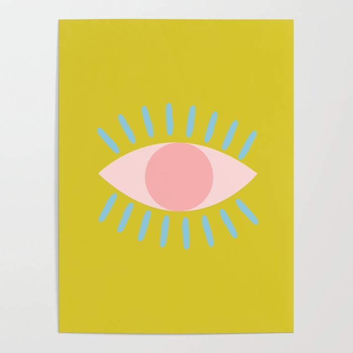 Early Riser >> Early Riser Art Print Poster By Junglegraphicsco Society6
