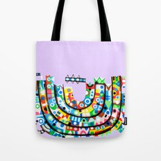 The steamer Tote Bag