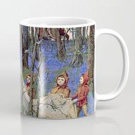 """The Enchanted Wood"" by Henry Meynell Rheam (1903) Coffee Mug"