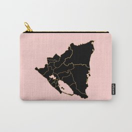 Nicaragua map Carry-All Pouch