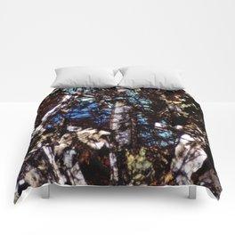 Pyroxene and Feldspar Comforters