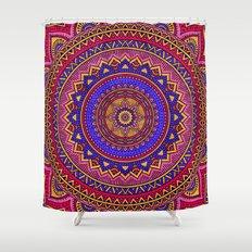 Hippie mandala 42 Shower Curtain