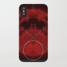 Red Moon Graphish. Slim Case iPhone X