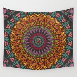 JUA KALI 3 Wall Tapestry