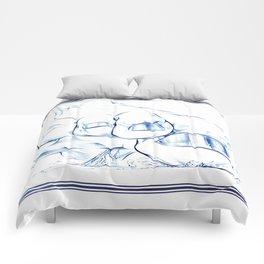 Big Gurl Crush Comforters