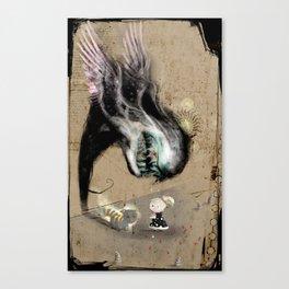 Fishing Hook Canvas Print