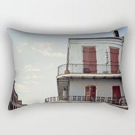 French Quarter Blues, No. 2 Rectangular Pillow