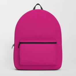 color Barbie pink Backpack
