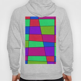 Colorful Window Four Hoody