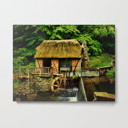 Gomez Mill Metal Print