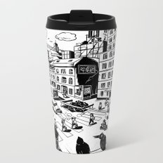 Pipien Molestus II. Metal Travel Mug