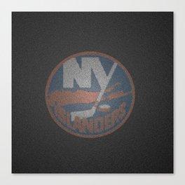 NewYorkIslanders Logo Canvas Print