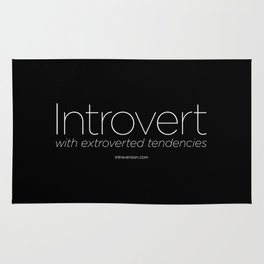 0001: Introvert (with extroverted tendencies) Rug