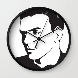 Frank Sinatra Wall Clock