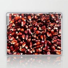 Red corn Laptop & iPad Skin