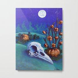 Harvest by Mary Bottom Metal Print