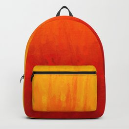Fire and Liquid Sunshine Backpack