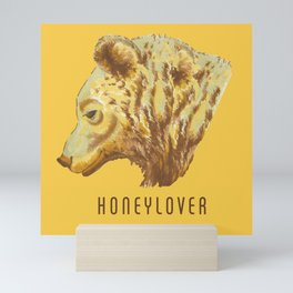 Honeylover Mini Art Print