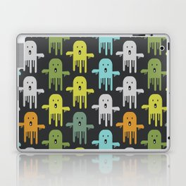 Funny ghosts Laptop & iPad Skin