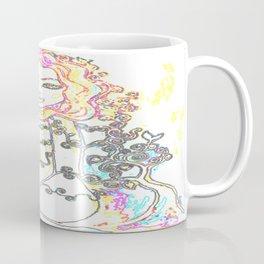 La naissance d'Eureka  Coffee Mug