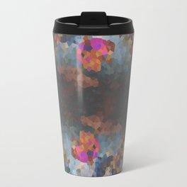 Pixelated Travel Mug