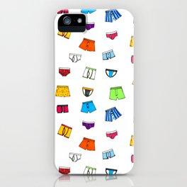 Underwear iPhone Case