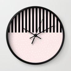 C'est très chic, mon amour Wall Clock