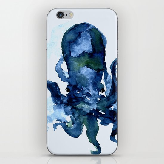 Oceanic Octo iPhone & iPod Skin