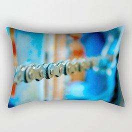 Geared Up Rectangular Pillow