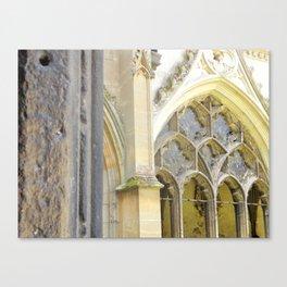 Canterbury believe this Canvas Print
