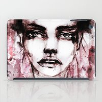 blur iPad Cases featuring BLUR by Ismael Aguilar Bonet