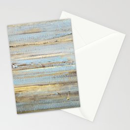 Design 111 wood look Stationery Cards