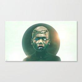 The next Savior - المُخلص القادم Canvas Print