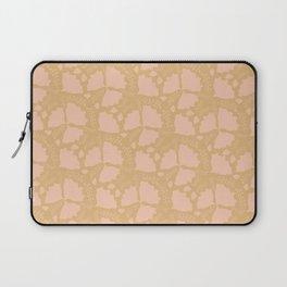Golden papillon Laptop Sleeve