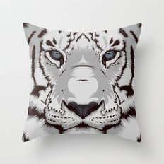 Tiger GW Throw Pillow