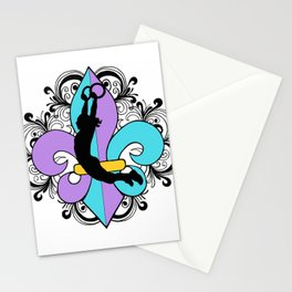 KJax 2014 Logo Stationery Cards